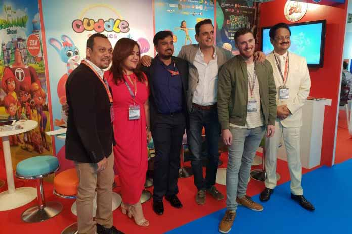 DQE Ties up with Sinclair for Jungle Book at MIPCOM, Pickle Media