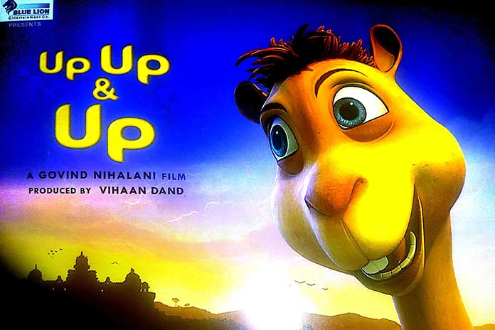 Madhu Entertainment is at MIPCOM with Govind Nihalani's Animation Film UP UP & UP, Pickle Media