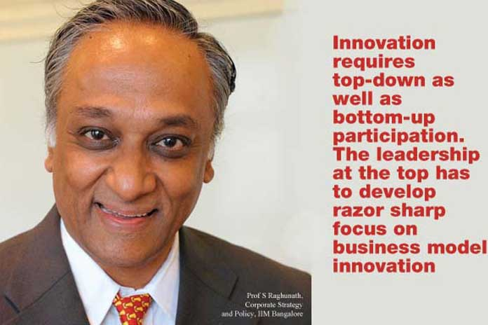 Innovation is Inevitable in M&E Sector: Prof Raghunath, Pickle Media