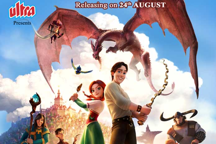 The Stolen Princess set for Release on Aug 24, Pickle Media