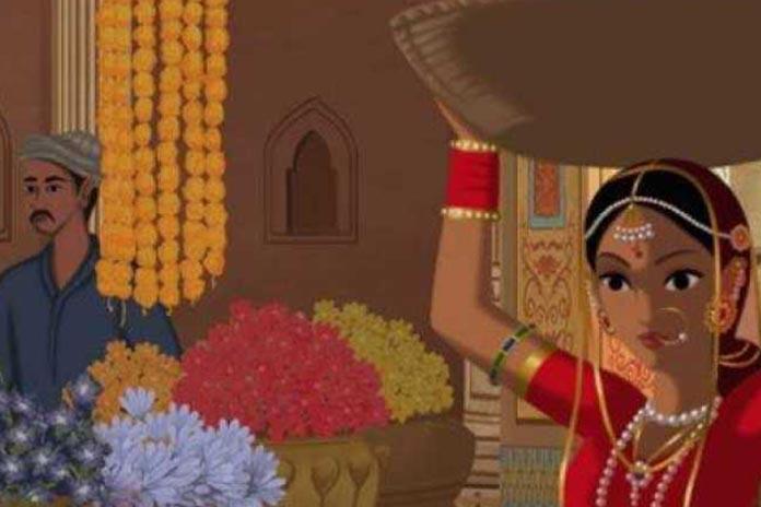 Gitanjali Rao's Animation Feature Bombay Rose to open Critics' Week at Venice International Film Festival, Pickle Media