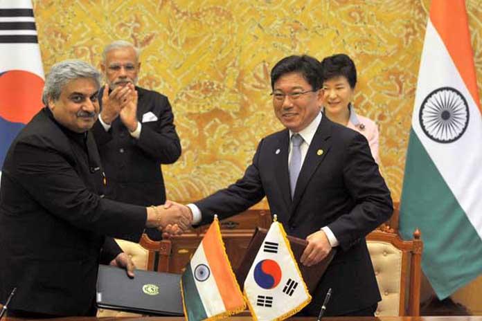 India-Korea Audio Visual Agreement, Pickle Media