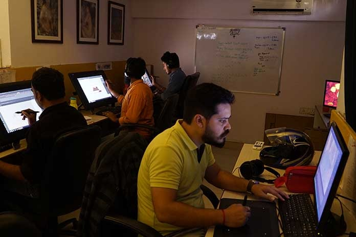Production Services, VFX, Animation In India, Pickle Media