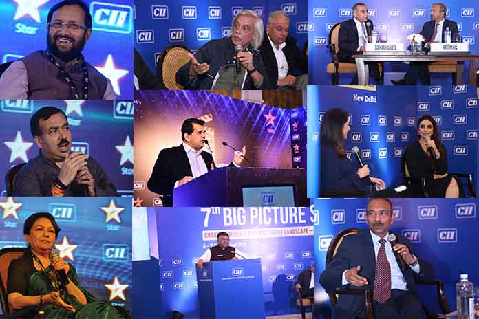 CII Big Picture Summit: The Most Powerful Platform For M&E Industry Policy Makers Interface, Pickle Media