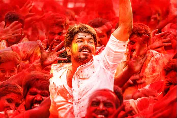 Vijay's Mersal to Release in China, Pickle Media