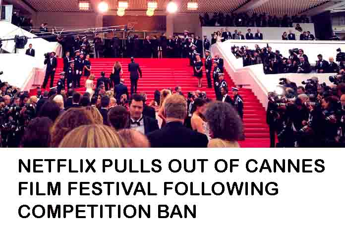 Netflix Films won't Feature at Cannes, Pickle Media