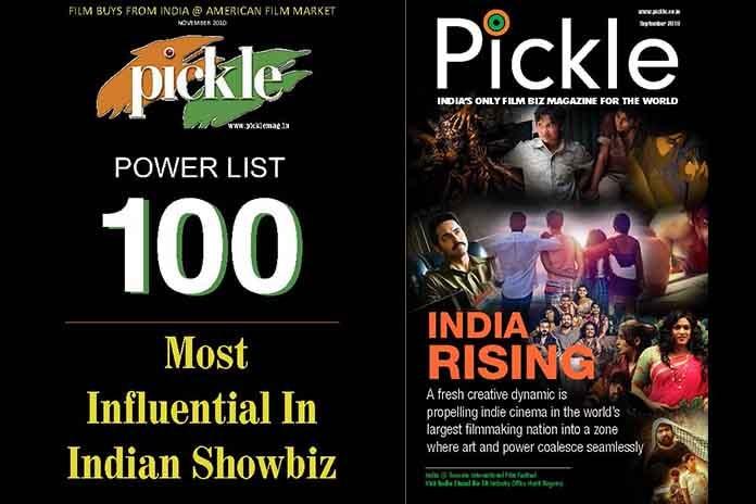 Editor's Note: 44th Toronto International Film Festival Pickle Sept 2019 Edition, Pickle Media