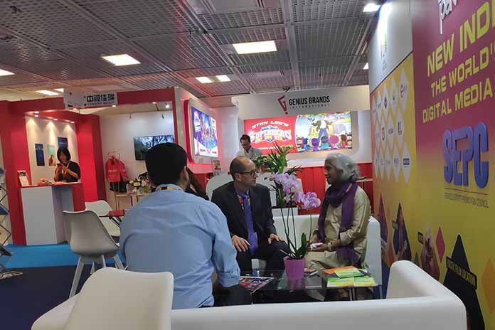 INDIAN COMPANIES AT MIPCOM, Pickle Media