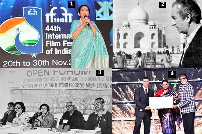 Flashback of IFFI, Pickle Media