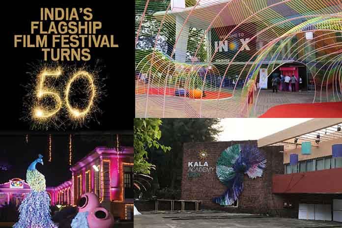INDIA'S  FLAGSHIP  FILM FESTIVAL TURNS 50, Pickle Media