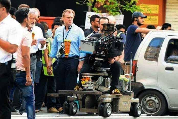 Christopher Nolan Films Tenet in Mumbai, Pickle Media