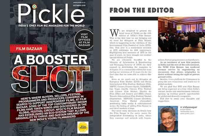 A BOOSTER SHOT, Pickle Media