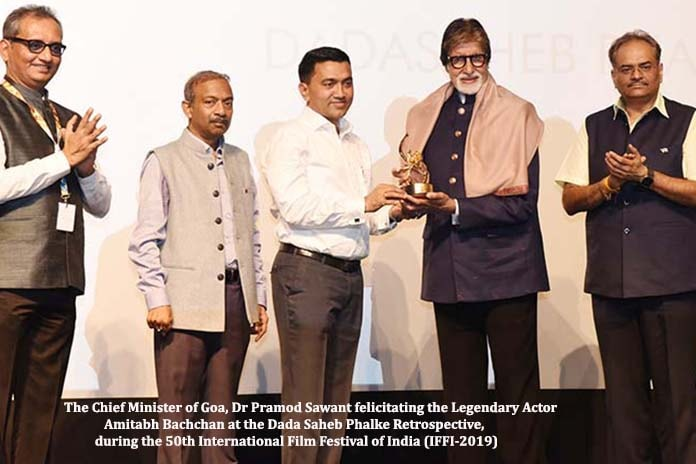 IFFI Spectacle Enthrals @50, Pickle Media