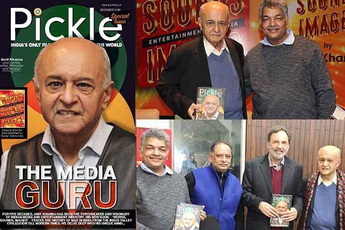 Amit Khanna: The Renaissance Man, Pickle Media