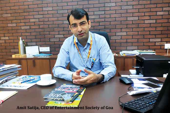 We wanted Goa to remember 50th IFFI ESG CEO Amit Satija, Pickle Media