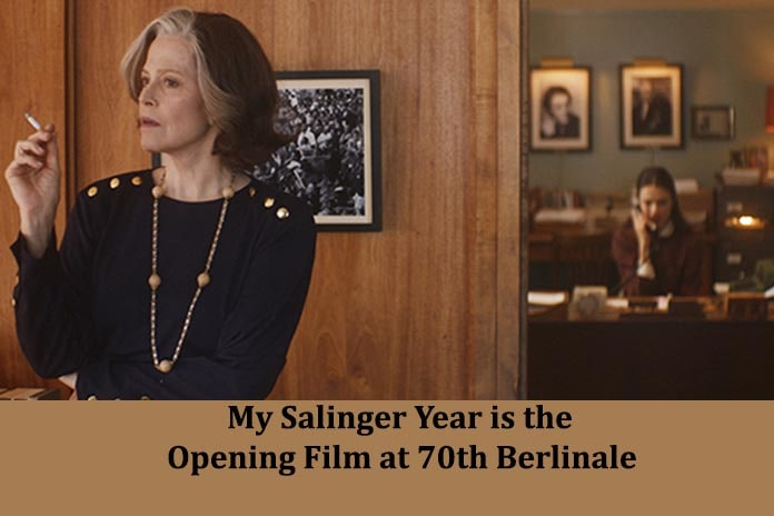 My Salinger Year is the Opening Film at 70th Berlinale, Pickle Media