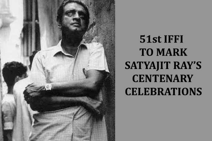 51st IFFI TO Mark Satyajit Ray's Centenary Celebrations, Pickle Media