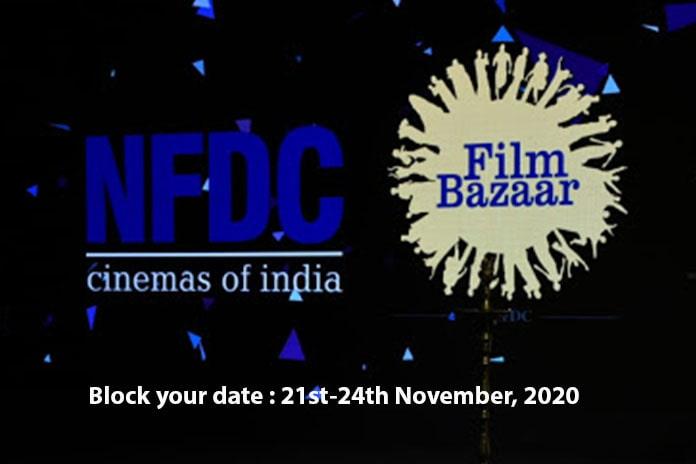 Get your Film Take Wings at Film Bazaar -Block your date : 21st-24th November, 2020, Pickle Media