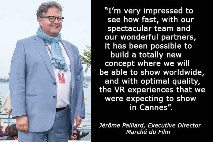 Dedicated Cannes XR Virtual Edition from June 24-26, Pickle Media