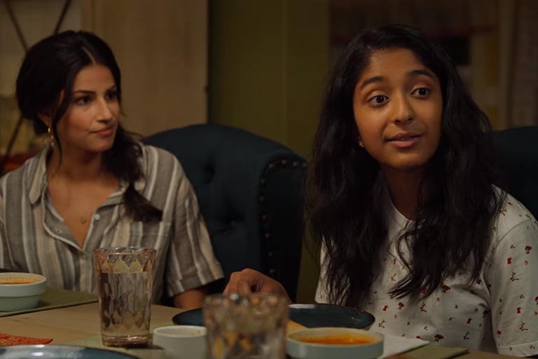 Maitreyi Ramakrishnan is New Sensation in Netflix Original Series Never Have I Ever, Pickle Media