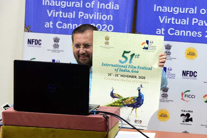 IFFI 2020 Adopts Hybrid Online-Physical Edition, Pickle Media
