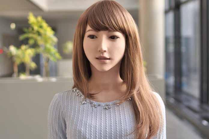 Meet, ERICA. AI Actor in a SCI-FI Film, Pickle Media