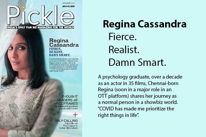 The Fire Inside Regina, Pickle Media
