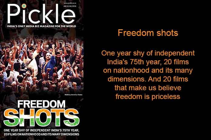 20 Films That Make us Believe Freedom is Priceless, Pickle Media