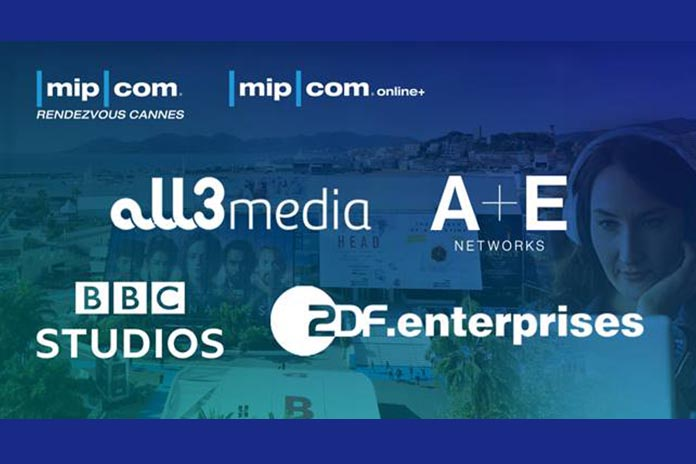All3Media, A+E Networks, BBC Studios, ZDF Join MIPCOM 2020 Global UPFRONTS Lineup, Pickle Media