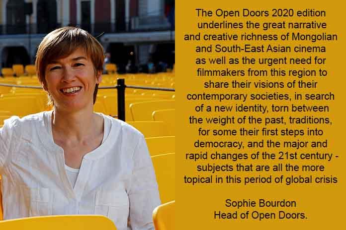 Doors Open for 'Open Doors', Pickle Media