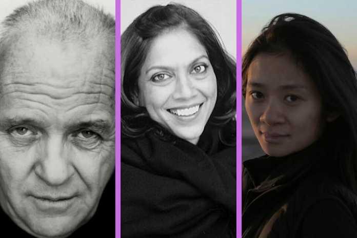 Toronto to Honor Anthony Hopkins, Chloe Zhao, and Mira Nair, Pickle Media