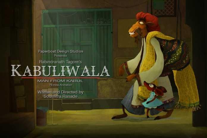 Kabuliwala – Man From Kabul by Paperboat Design Studios, Pickle Media