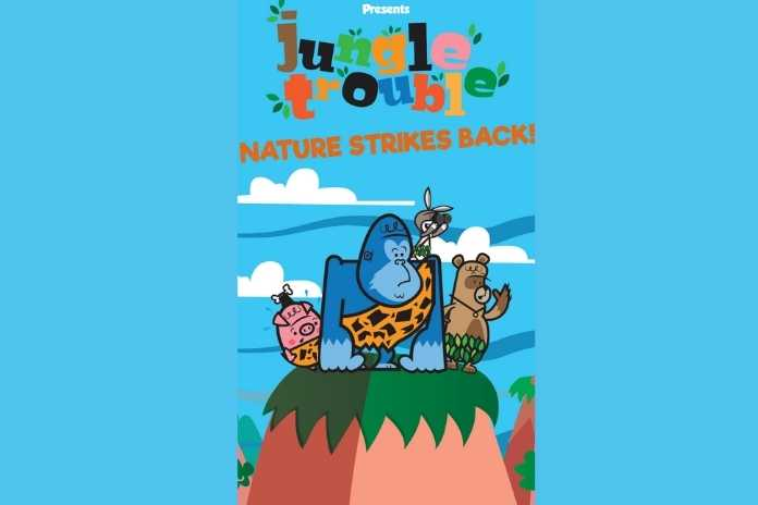 Jungle Trouble by Green Gold Animation, Pickle Media