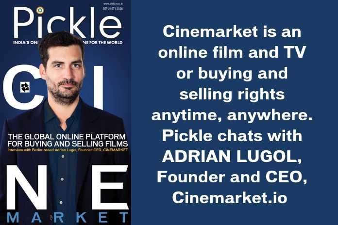 www.cinemarket.io – Buy, Sell & Engage, Pickle Media