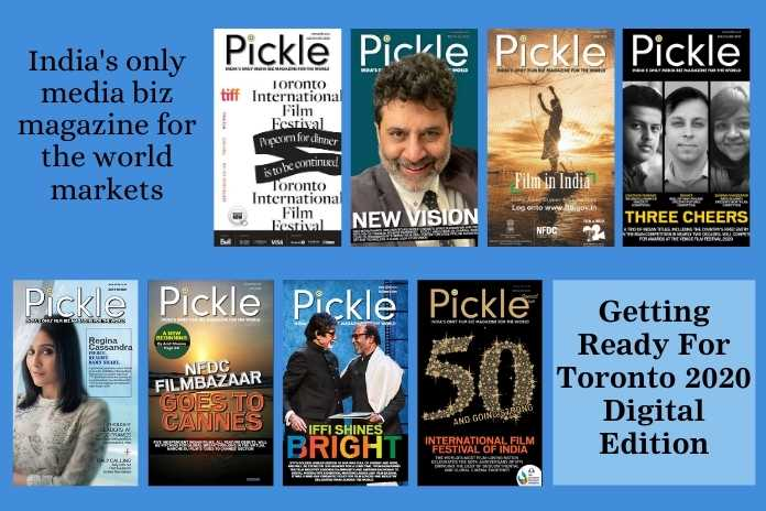 Be Part of the Pickle India Focused Toronto Edition, Pickle Media