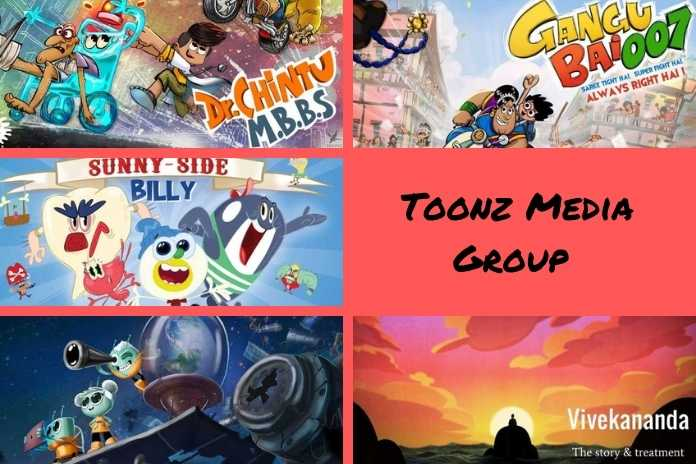 Animation Co-Production Projects by Toonz Media Group, Pickle Media