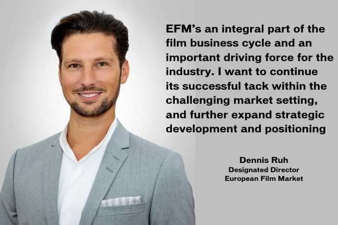 Dennis Ruh Named New Head of European Film Market, Pickle Media