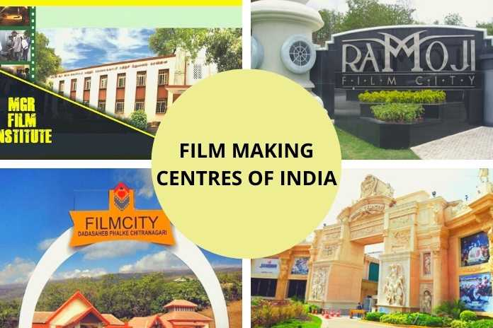 Film Making Centres of India, Pickle Media