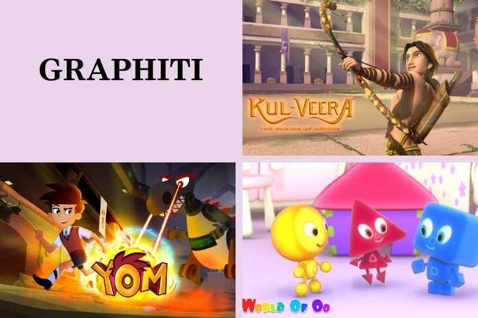 Animation Co-Production Projects by Graphiti, Pickle Media