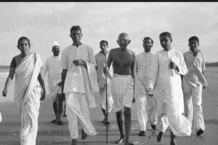 Ramesh Sharma's New Documentary Film on Gandhi at AFM, Pickle Media