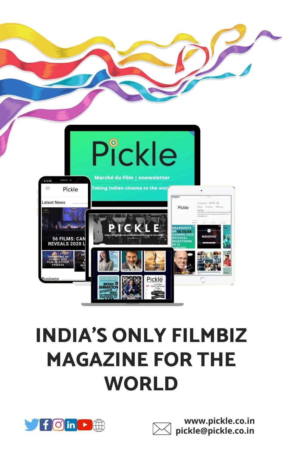 designpage, Pickle Media