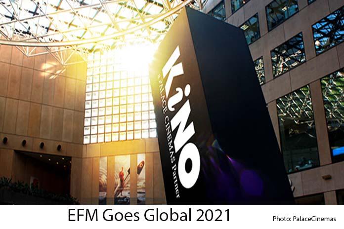 EFM Global Market Screenings in Tokyo, Melbourne, Sao Paulo, Mexico, Pickle Media