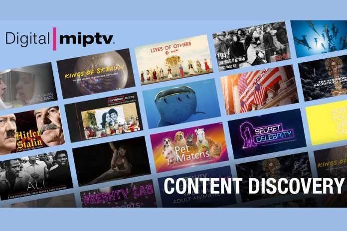 Digital MIPTV's Content Showcase Unveiled, Pickle Media