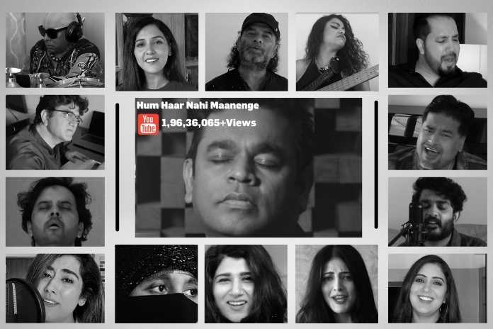 A R Rahman's Covid-19 Anthem Resurfaces in Social Media, Pickle Media