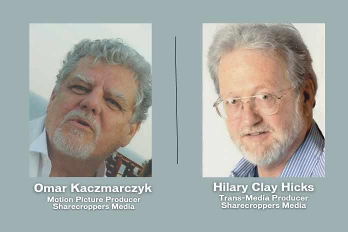 Omar Kaczmarczyk and Hilary Clay Hicks