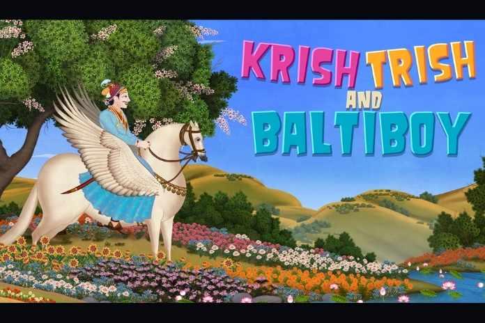 Krish, Trish And Baltiboy