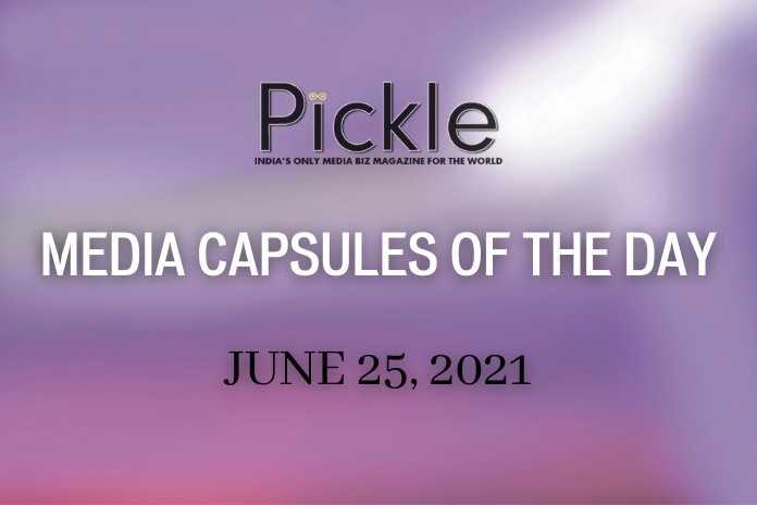 Media News Digest June 25, 2021, Pickle Media