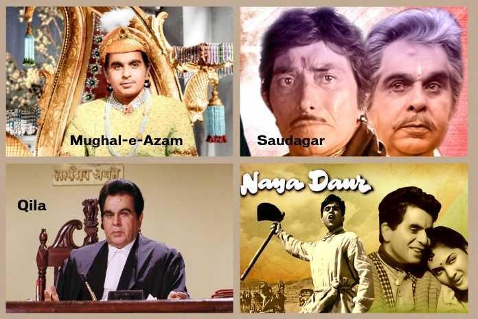 Dilip Kumar Films