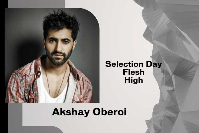 Akshay Oberoi