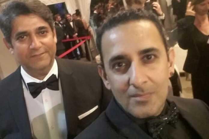 Manish Dutt and Krishi Dutt of VR Films & Studios Ltd